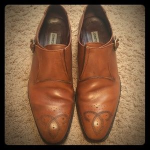 Johnston and Murphy Dress Shoes 9.5US